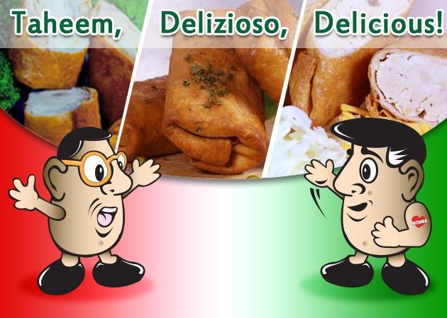 Taheem, Delizioso, Delicious !